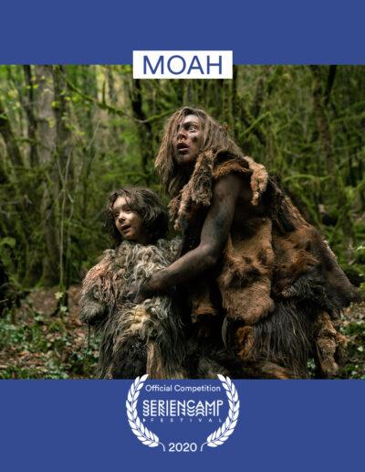 Titelbild Moah Seriencamp Festival 2020
