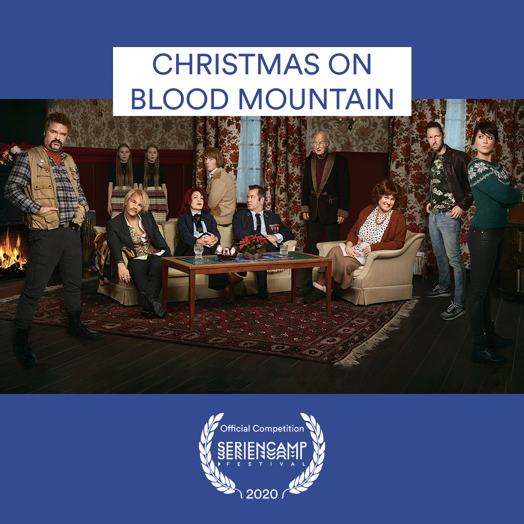 Seriencamp Festival 2020: Official Competition Short Form christmas on blood mountain