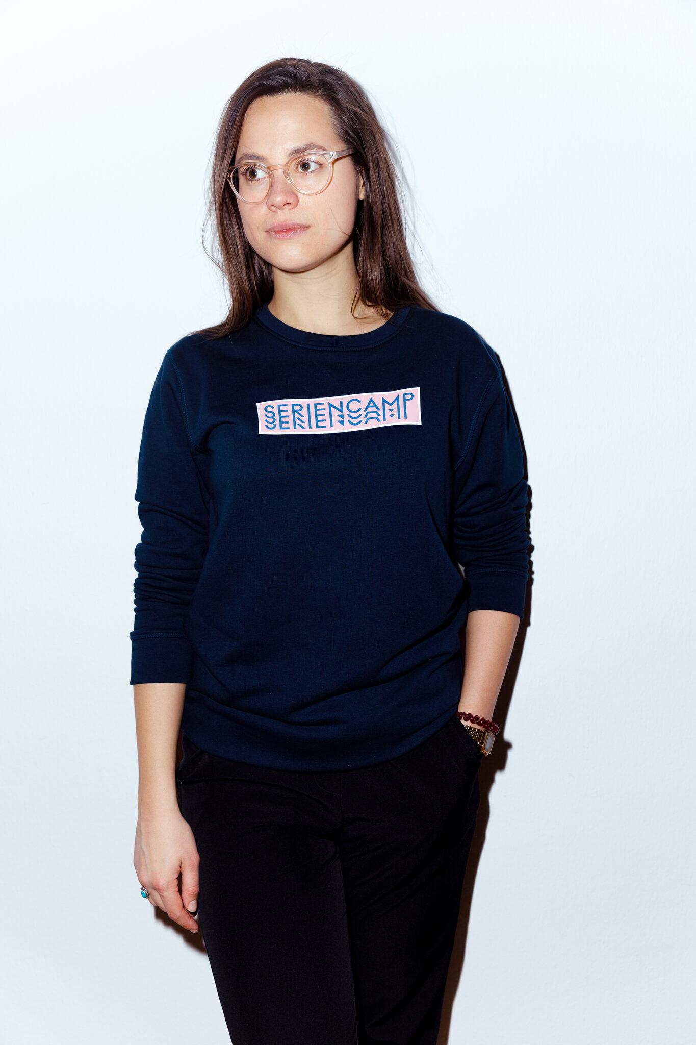 Seriencamp Festival 2020: Merch Sweater M