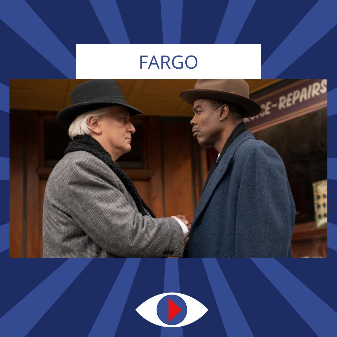 Seriencamp Festival 2020 Serie Fargo