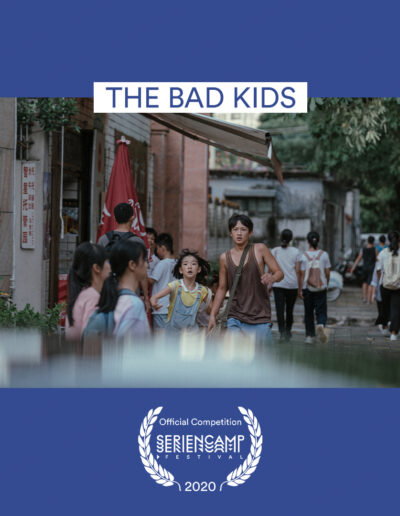 Seriencamp Festival 2020 AUDIENCE AWARD THE BAD KIDS