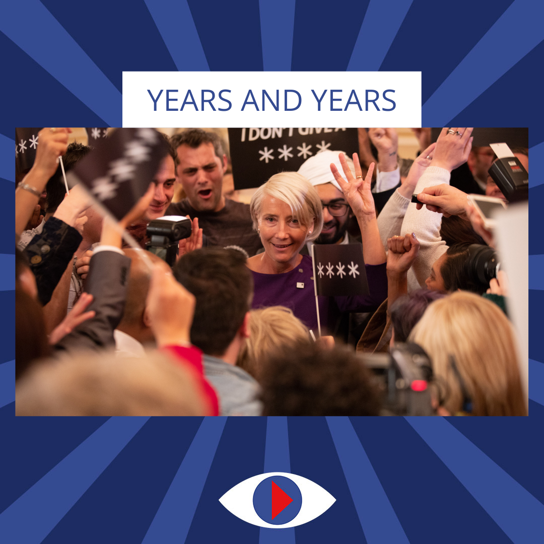 Seriencamp Festival 2020 Years and Years