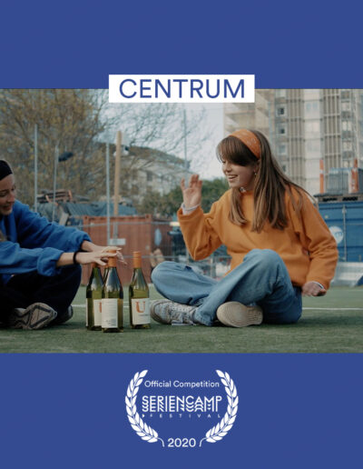Seriencamp Festival Official Competition Short Form2020 Centrum