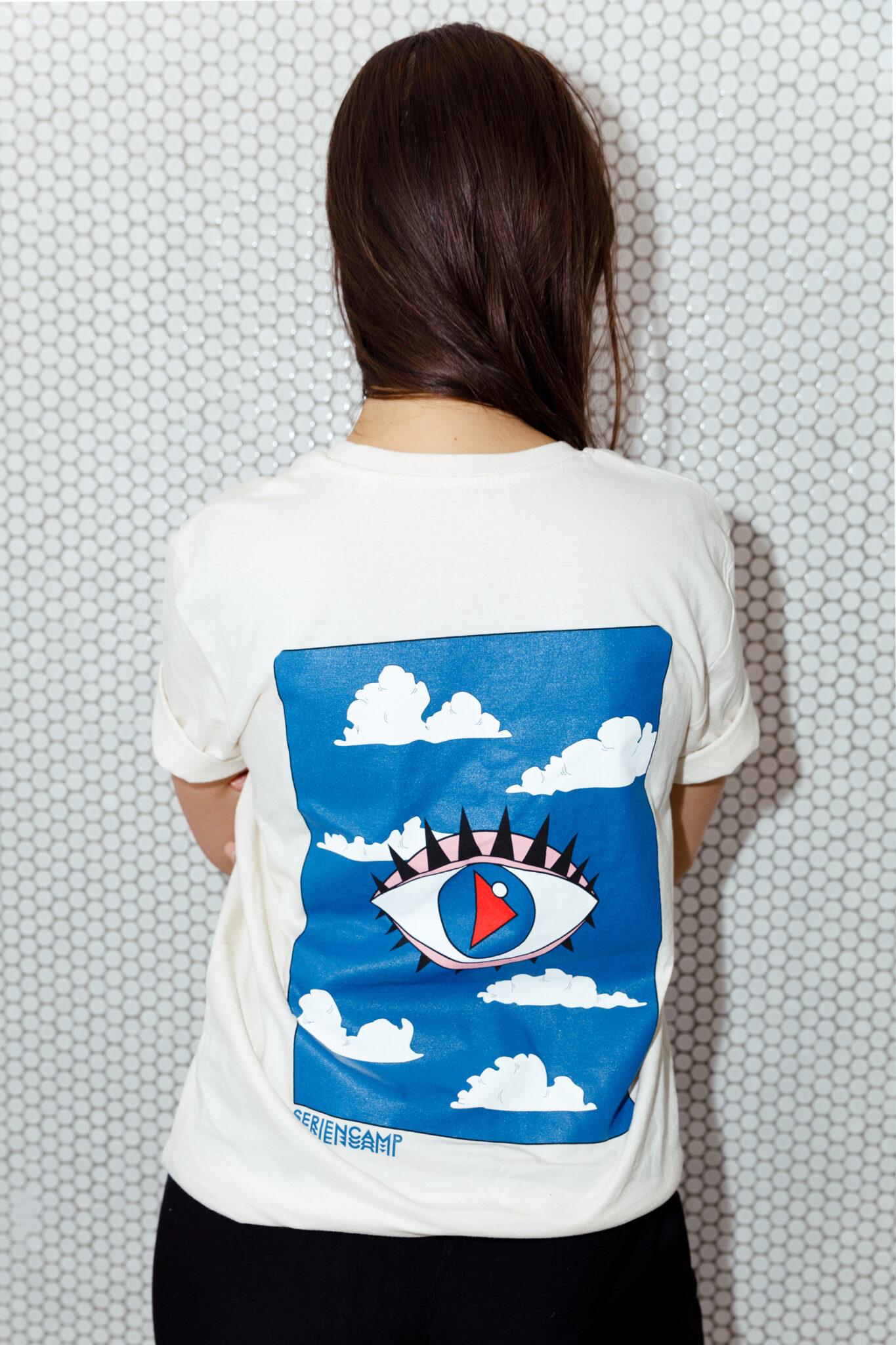 Seriencamp Festival 2020: Merch BlinkBlink Shirt S