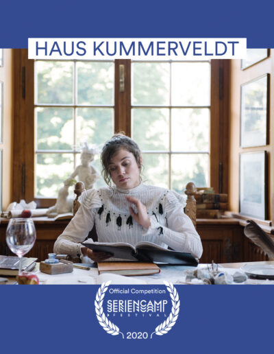 Seriencamp Festival Official Competition Short Form2020 Haus Kummerveldt