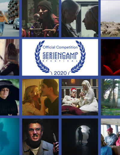 Official Competition Short Form beim Seriencamp Festival 2020