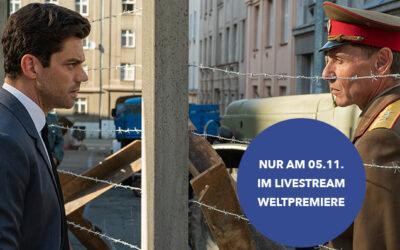 Eröffnung des SERIENCAMP FESTIVAL 2020 – erstmals online und von überall in Deutschland!