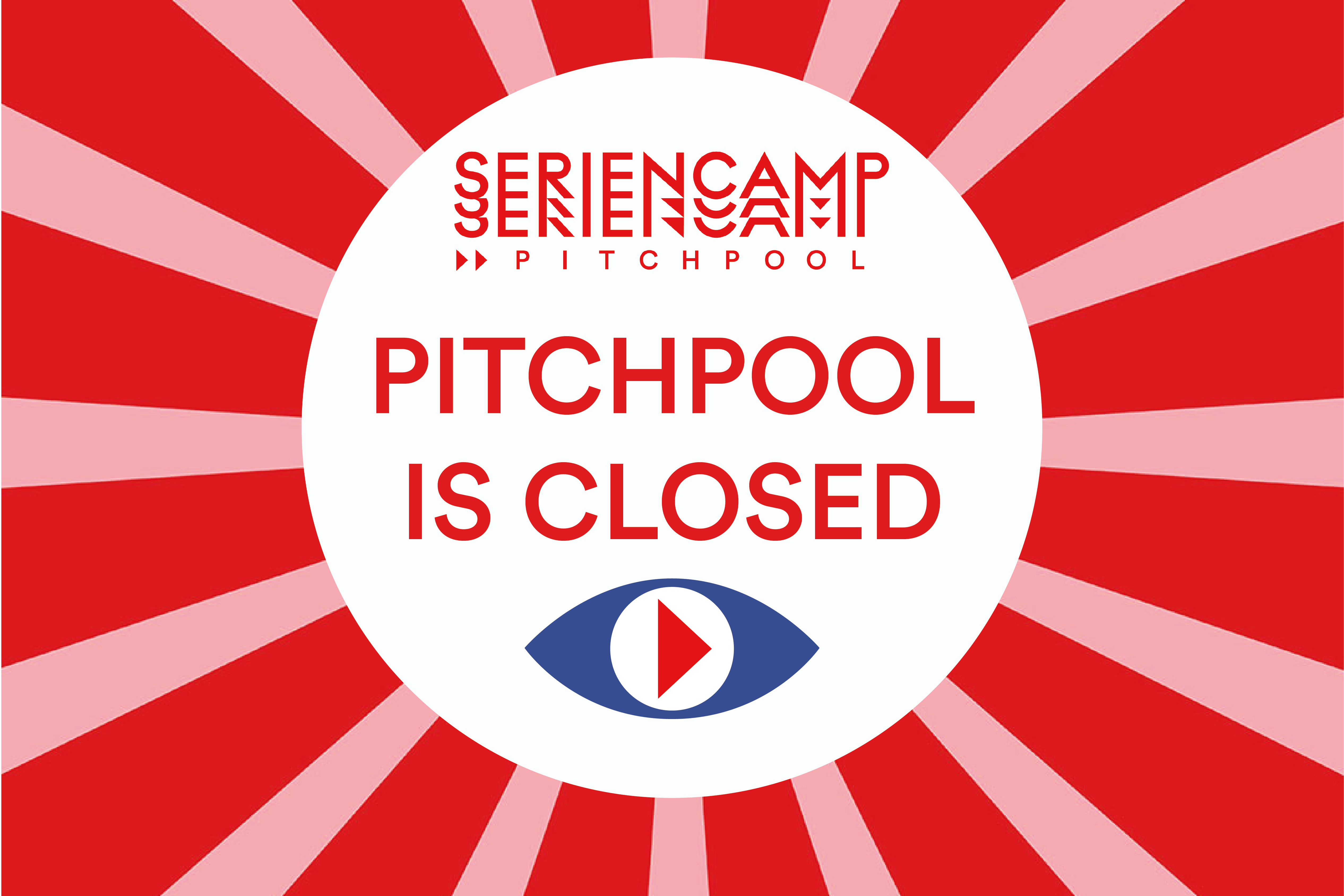 Seriencamp Conference: Pitchpool Tickets available now