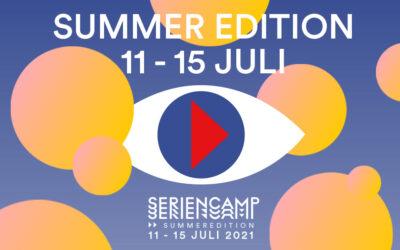 SERIENCAMP SUMMER EDITION 2021 im POPUP SOMMERKINO